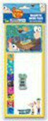 Phineas amp; Ferb Magnetic Memo Pads $10.09