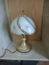 Vintage Small Touch Lamp $25.00