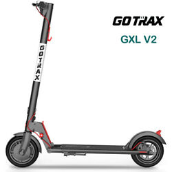 Gotrax V2 Commuting Foldable Electric Scooter Adult 8.5quot; Tire 15.5MPH Range 250W $299.99