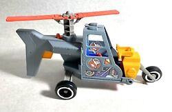 Vintage Ecto 2 Helicopter The Real Ghostbusters 1980#x27;s Kenner Vehicle Complete $45.00