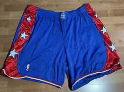 Vintage 2004 NBA All Star For Player Eastern Conference Reebook Shorts Size 48 $250.00