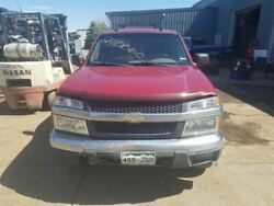 Console Front Floor With Armrest Fits 04 06 CANYON 237901 $175.00