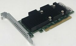 Dell PowerEdge R640 R740 R940 C6420 SSD NVME PCIe Extender Expansion Card $149.88