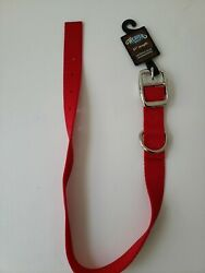 Weaver Nylon 21quot; Prism Choice Collar Dog Red 1quot; $7.99