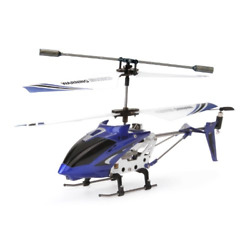 Syma S107G 3 Channel RC Helicopter with Gyro Blue $41.12