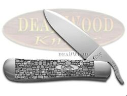Case xx Russlock Knife Stone Wall White Pearl Corelon 1 500 Stainless Pocket $97.95