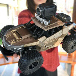 Remote Control Car HD Camera High Speed Off Road Racing Jeep Truck RC Kids Toy $99.99