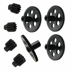4 Pairs Main Shaft Gear for Visuo XS809HC RC Drone Spare Parts Accessory $8.95
