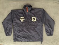 Houston Astros Gallery Furniture Pull Over Windbreaker Spalding Size Large $33.06