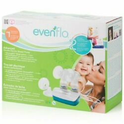 Evenflo 5164112 Deluxe Advanced Double Electric Breast Pump $110.46