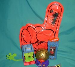 Burger King 1999 Nickelodeon Kids Choice Awards 4 Toys Lot Rosie O#x27;Donnell $9.99