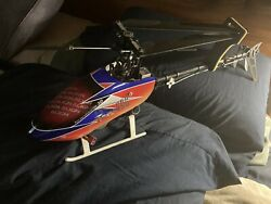 Align TREX 450 Pro clone Rc Helicopter Used. Radio and More. Updated $289.00