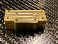 AE BRASS bulkhead or BULLET Chassis $43.00