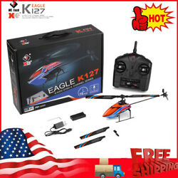 WLtoys XKS K127 Helicopter Remote Control Plane Fixed Height 4CH RTF Toy US N9A7 $58.95