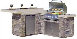 Bull  -  Jr Gourmet Q - Outdoor Island Kitchen #31023. WE WILL BEAT ANY PRICE