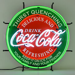 Neon sign Wholesale lot of 6  50's Reto Coke Diner  Route 66 Game room Man cave