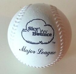 12 Sky Rubber Balls Rubber Sponge baseball With Major League stamp $23.99