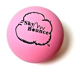 6 SKY BOUNCE PINK COLOR HAND BALLS RACKET BALL RACQUETBALL $10.99