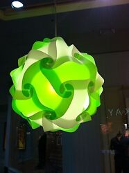 Modern Ceiling IQ Puzzle Lamps amp; Cord WHOLESALE Lot 12 Small Lamps US Seller $79.00