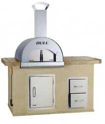 Bull Outdoor Small Pizza Q ISLAND MODEL# 31113