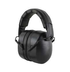 HIGHEST 37 NRR EARMUFF HEARING IMPACT PROTECTION NOISE REDUCTION SAFETY SOUND  $13.99