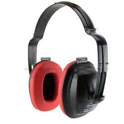 TITUS Econo Hearing Protection Earmuffs Noise Reduction Sound Blocking Defender