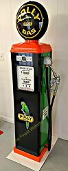 NEW REPRODUCTION POLLY GAS PUMP OIL ANTIQUE REPLICA FREE SHIPPING* $1049.00