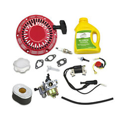 Tune Up Kit For Honda GX160 Recoil Carburetor Ignition Coil Air