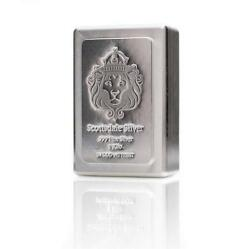 1 KILO Scottsdale STACKER® Silver Bar .999 Silver Bullion #A131 $1,033.99