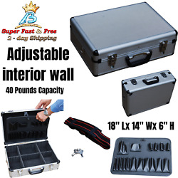 Hard Rugged Carrying Case Large Camera Carry Bag Protective Accessories 18quot;x14quot; $81.90