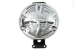 Replica Delco Remy Chrome 6 Volt Horn  Replaces OEM No: 69001-42