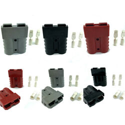 Anderson SB50 Connector Set Cable Wire Quick Connect Battery Plug Kit $8.34