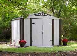 Arrow Designer Series 10X8 Metal Shed [DS108]