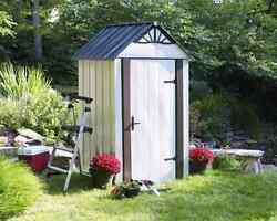 Arrow Designer Series Metro 4X6 Metal Shed [DSM46]