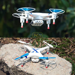 Drones with HD Camera Kii CX 30S First Person View Mini Drones FPV Quadcopter $49.00