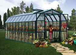 Rion Grand Gardener 2 Clear 8X20 Greenhouse [HG7220C]