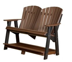 Little Cottage Company Heritage Double High Adirondack Chair