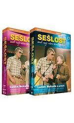 Ludek Nekuda - Seslost 11DVD+CD Czech TV series 1980
