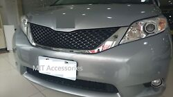 Toyota SIENNA 2011-2017 Front Grill SE style OEM replacement chrome upgrade