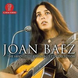 JOAN BAEZ - THE ABSOLUTELY ESSENTIAL NEW CD