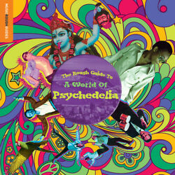 Various Artists - Rough Guide To A World Of Psychedelia [New Vinyl]