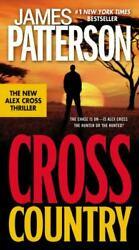Cross Country by James Patterson $4.09