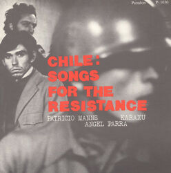 Various Artists - Chile: Songs Resistance  Various [New CD]