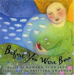 Before You Were Born by Howard Schwartz