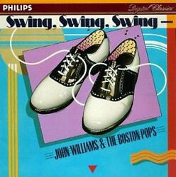 John Williams Swing Swing Swing New CD $15.42