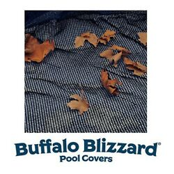 Buffalo Blizzard 18 Round Swimming Pool Above Ground Leaf Net Catcher Cover $64.69