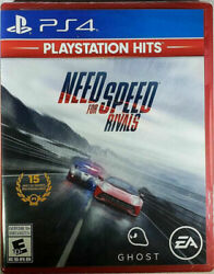 NEED FOR SPEED: RIVALS  (PS 4 2013) (0623)                    FREE SHIPPING USA