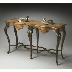 Butler Specialty Artists' Originals Console Table in Spanish Mission