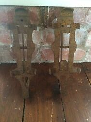 Vintage Ice Skates Shop Window  Display Man Cave Or She Shed Talking Point