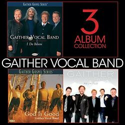 Gaither Vocal Band - 3 CD Collection [New CD] Boxed Set $18.97